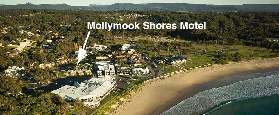 Mollymook Motor Inn - 11 Golf Avenue (Corner of Golf Avenue & Shepherd Street) Mollymook NSW 2539
