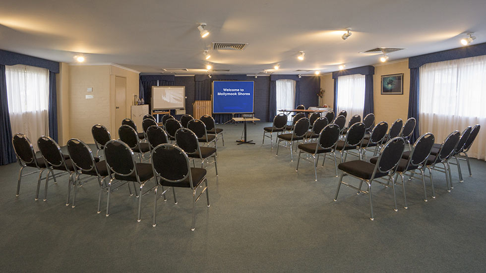 First class conference facilities